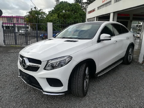 Mercedes Benz GLE 350 Coupe