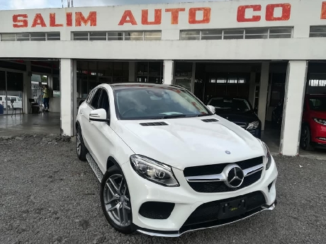 Mercedes Benz GLE 350 Coupe-SOLD