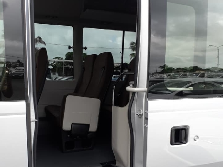 New Arrival-Hino Liesse II Latest Model 29 seater-SOLD
