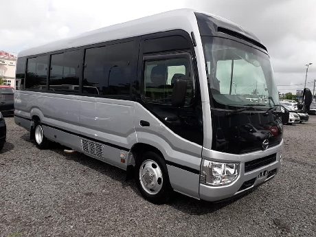 New Arrival-Hino Liesse II Latest Model 29 seater