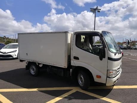 Toyota Toyoace Freezer Truck -7 Degree