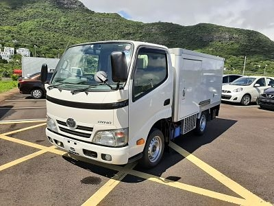 Toyota Dyna Freezer -22 Imported from Japan